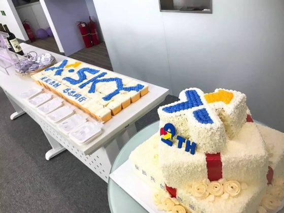 星辰共创 感恩同行 | Happy Birthday to XSKY!