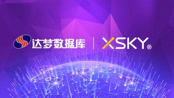 达梦数据库+XSKY,释放数据价值