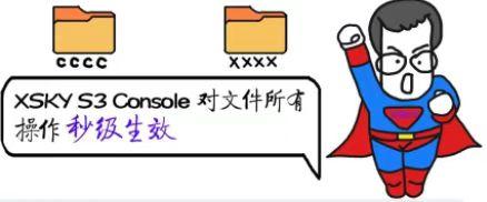 XSKY S3 Console搞定对象,我看行!